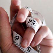 Koerpergewicht kontrollieren