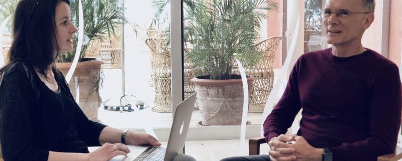 Katrin Holzinger interviewt Dipl.-Psych. Milenko Vlajkov