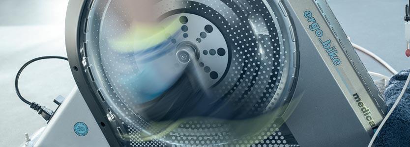Fahrradergometer. In der Spiroergometrie Geschichte brachte das Jahr 1938 die ersten belastbaren Fahrradergometer hervor