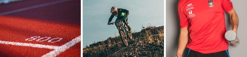Laufen, Radfahren, Krafttraining - für alle ernsthaften Sportler ist die Trainingsplanung sinnvoll