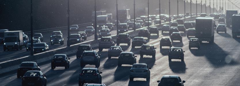 Dichter Verkehr am Wohnort führt zu Schlafstörungen