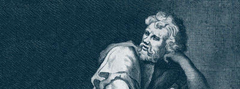 Der Philosoph Epiktet war Vordenker des kognitiven Ansatzes