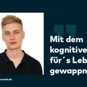 Janik erzählt, warum er die Cognitive Coaching Ausbildung macht